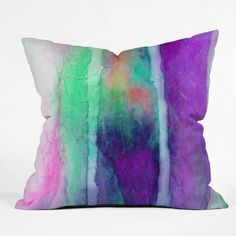 Jacqueline Maldonado Skein 2 Throw Pillow | DENY Designs Home Accessories