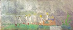 Henry Darger - Artists - Carl Hammer Gallery