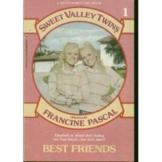 Sweet Valley Twins - I loved these books when I was a pre-teen.