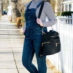 Sneak peek at tomorrow's post. I'm talking about my recent obsession with overalls. This pair is super flattering and under $40. 👌🏼 You can shop via the link in my profile. \r\nNow, back to cuddling on the couch with my fam bam on this cold snowy day... #asseenonme #personalstyle #bloggersdoitbetter #budgetblogger #hm #winterstyle #midwestbloggers #michiganblogger #outfitgoals #styledbyme #abmstyle #makeyousmilestyle #styleguide #dailystyle #realoutfitgram #getthelook #holdthemoments…