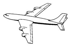 Planes Coloring Sheet From American Airlines