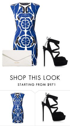 """""""#259"""" by deboramarilla ❤ liked on Polyvore featuring Alexander McQueen, Casadei, Vera Bradley, women's clothing, women's fashion, women, female, woman, misses and juniors"""