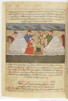 Ğāmi' al-tavārīḫ. Rašīd al-Dīn Fazl-ullāh Hamadānī Mongolian Tent, Ibn Battuta, Trojan War, Medieval Manuscript, Alexander The Great, Bnf, Vintage World Maps, Miniatures, Tapestry