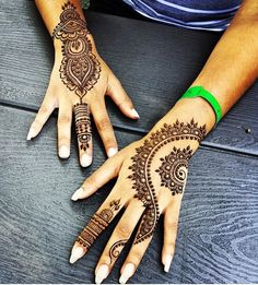 Guys Today I'm sharing a Beautiful collection Henna Mehndi designs for hands Images for your inspiration. These Coloring hands, Mehndi is a popular practice in Eid Mehndi Designs, Beautiful Henna Designs, Mehndi Patterns, Mehndi Designs For Hands, Simple Mehndi Designs, Mehndi Images, Mehndi Tattoo, Henna Tatoos, Henna Ink