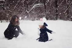 Image result for winter family
