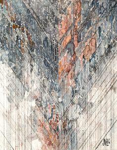 Mastoid Watercolor, acrylic, and graphite on panel 11 x 2014 Jacob van Loon Carpet Design, Floor Design, Rugs On Carpet, Carpet Tiles, Stain Remover Carpet, Textured Carpet, Contemporary Artwork, Carpet Stains, Texture Art