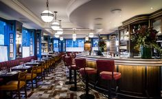 The Ivy Cafe Marylebone  British and good for all day dining