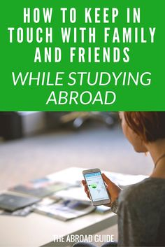 Dating while studying abroad