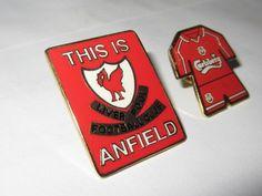 Liverpool Brooch #Unbranded