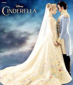 fuckyeahjennaandrichard:  Richard Madden and Lily James in Cinderella, new promo