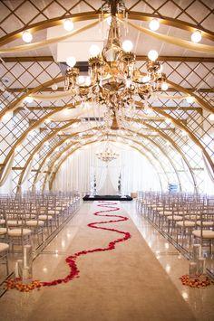 Lindsey & Arpan's Sweet Indian Fusion Wedding {Clearwater, Florida}