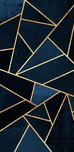 Gorgeous combo- dark blue with gold! We can custom make rugs just like this to suit your home - www.designerrugs.com.au