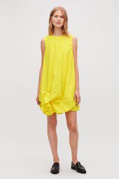 f31dac9651 GATHERED-HEM SLEEVELESS DRESS Occasion Dresses