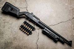 Mossberg model 500  #weapon #weapons #gun #guns #pistol #rifle #sniper #glock #shoot #ammo #bullets #shootingrange #target #hunting #gunporn