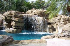 Top 10 Artificial Waterfalls