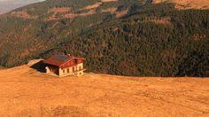Muntii Semenic Romania, Cabin, House Styles, Home Decor, Decoration Home, Room Decor, Cabins, Cottage, Home Interior Design