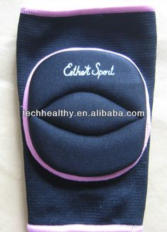 Knee Pads For Kids Volleyball Elastic Sports Knee Pad 745-4B #knee_support, #Articles