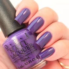 Do You Have This Color in Stock-holm?  OPI Nordic collection giveaway