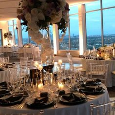 Wedding @andazweho in style and the best view of LA. .  .  .  .  #weddings #la #weho #visitweho #visitcalifornia #view #weddingdress #weddingguest #style