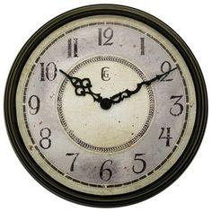 Geneva Clock 11.5'' Wall Clock