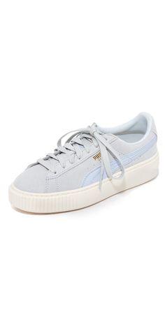 6f91c27d02e PUMA Suede Platform Core Sneakers