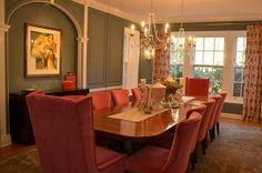 Dining room, Villanova PA
