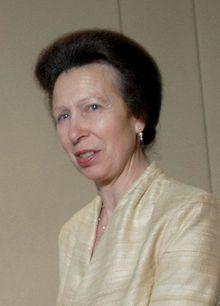 HRH Princess Anne, the Princess Royal - Wikipedia, the free encyclopedia