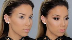 Check out my simple smokey eye/full face makeup tutorial! Look (hair and wardrobe) inspired by the lovely Scarlett Johansson. Subscribe to my channel: http:/...
