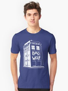 'Bad Wolf' as seen in Doctor Who • Also buy this artwork on apparel, stickers, phone cases, and more.