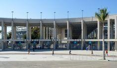Estadio Maracana - Rio de Janeiro - Pesquisa Google