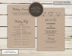 Rustic Wedding Tag Template Printable Welcome Gift Favor Instant Gd Wt108 Templates