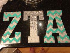 ZTA letters