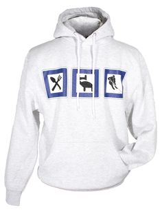 Hockey Player MAGA Style Hood Red Gift Make Hockey Violent Again Shirt Hooded Sweatshirt Hoodie