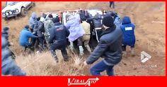 Jeep downhill fail …  - #Viral #Trending #Video #Funny #ViralAIO
