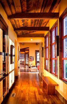 Casa Rustica en Montana