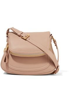 TOM FORD | Jennifer medium leather shoulder bag | NET-A-PORTER.COM