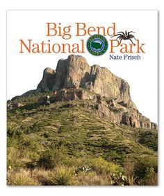Loving this Big Bend National Park Paperback on #zulily! #zulilyfinds