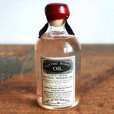 Lemon Cutting Board Oil by Blackcreek Mercantile