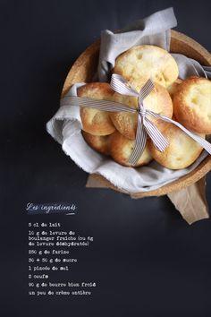 Sugar buns // Tarte au sucre www.fraise-basilic.com