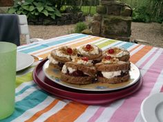 Blackforest Gateaux Sandwiches