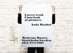 Andy_Warhol_I_Never_Read_Poster