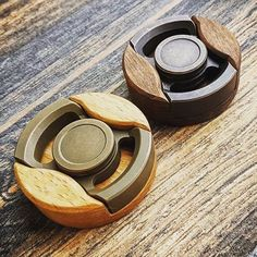 yomaxer retro wooden focus toys fidget spinner edc toy fo. Black Bedroom Furniture Sets. Home Design Ideas