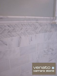 $7SF Carrara Marble Subway Tile - traditional - spaces - new york - The Builder Depot