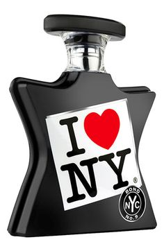 I Love New York for All by Bond No. 9 Fragrance available at Nordstrom..Great new scent!! I love it!