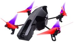 AR Drone Bateria 2000 mAh 11,1V para Ar Drone 2.0 / 1.0 Litio Polímero HD Batería Power Plus Edition - Ambideluxe®
