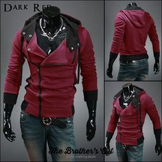 Assassins Hoodie HD18 | The Brothers Cut  --- OOOooo These are cool!!!
