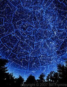 constellation chart - Buscar con Google
