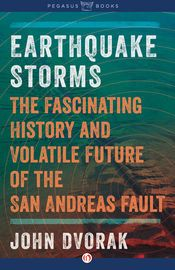 Earthquake Storms | http://paperloveanddreams.com/book/797902857/earthquake-storms | A geologist explores the fault line that threatens disaster for millions in this �must-read for earthquake buffs�and West Coast residents� (Library Journal). It�s a geological structure that spans almost the entire length of California. Dozens of major highways and interstates cross it. Scores of housing developments have been built over it. And its name has become so familiar that it�s now synonymous with…