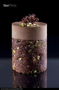 Charlota de Chocolate y Caramelo by Antonio García Martínez