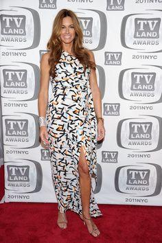 Kelly Bensimon Photos Photos: 9th Annual TV Land Awards - Arrivals